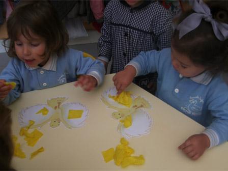 Educación Infantil Primer Ciclo 0 A 2 Años